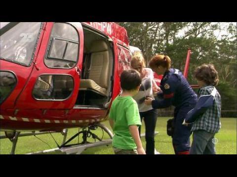 Rescue unité spéciale - S2E03- VF - Replay