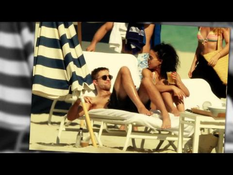 Robert Pattinson et FKA Twigs partagent un moment tendre à Miami Beach