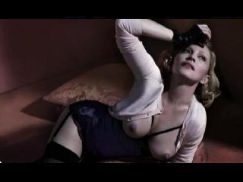 Les seins de Madonna - ZAPPING PEOPLE BEST-OF DU 29/12/2014