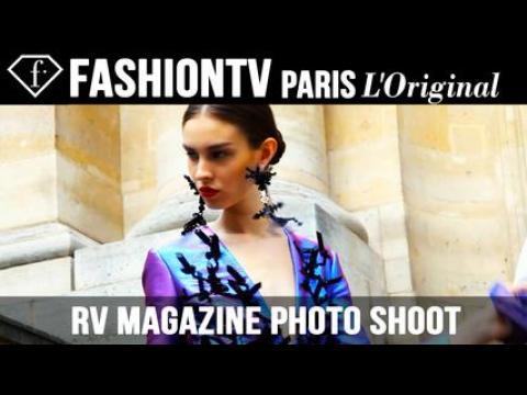 RV Magazine Photo Shoot by Isshogai   FashionTV