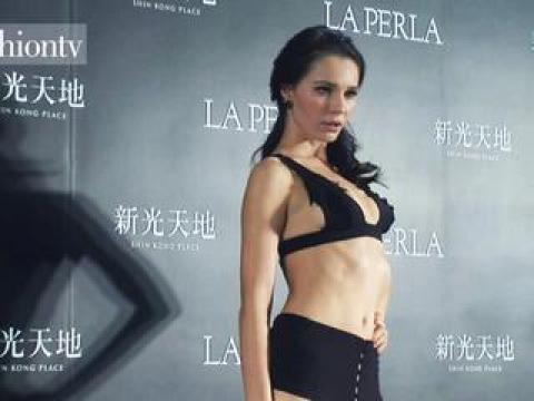 La Perla Lingerie Catwalk, 2012 Event in Beijing | FashionTV