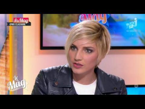 Nadège Lacroix veut mourir comme Claude François - ZAPPING PEOPLE DU 14/01/2015