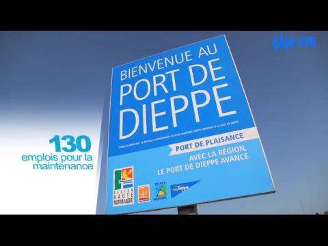 Eole 276 Parc Dieppe-Le Tréport