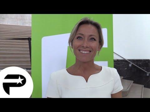 """Interview - Anne Sophie Lapix fait sa rentrée avec """"C à vous"""""""