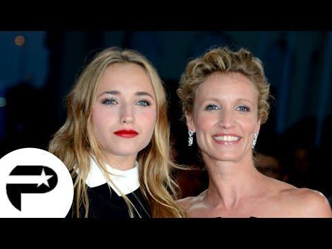 Alexandra lamy revient sur sa rupture avec jean dujardin for Jean dujardin et sa fille