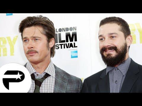 Shia LaBeouf, Brad Pitt, les voilà mari et femme !