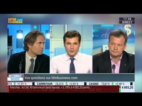Le Club de la Bourse: Xavier Patrolin, Didier Demeestère et Frédéric Rozier - 16/12