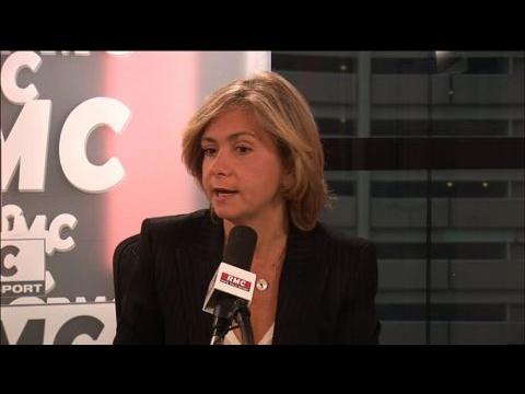 """Valérie Pécresse : """"J'ai beaucoup aimé les propos de Jamel Debbouze"""""""