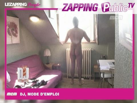 Zapping Public TV n°829 : Dorian Rossini, un DJ inspiré par... le vent.