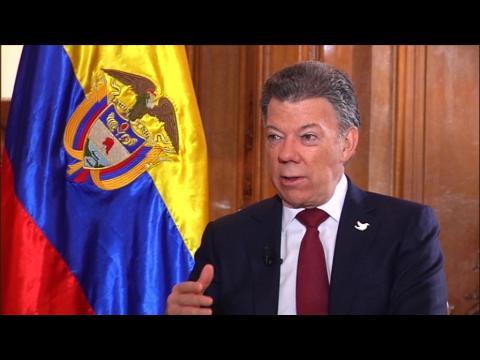 """Colombie : le président convaincu """"que les Farc veulent la paix"""""""