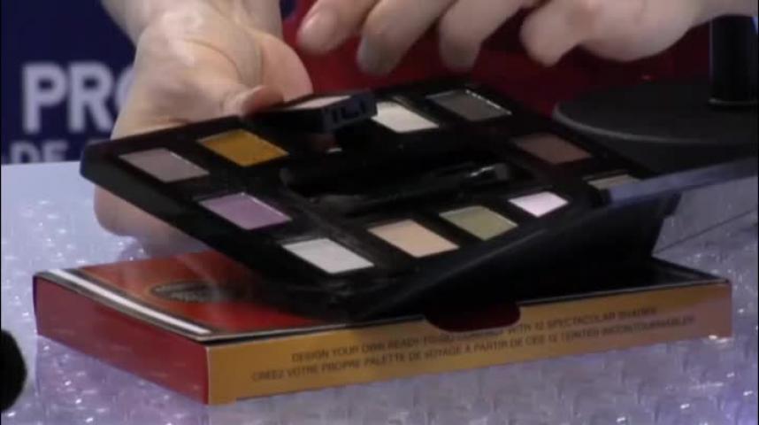 Pinceau précision et palette convertible - Beauté - Tendances