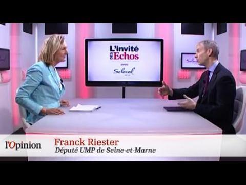 Bruno Le Maire : le garant du rassemblement à l'UMP