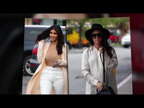 Le clan Kardashian se réunit à Los Angeles