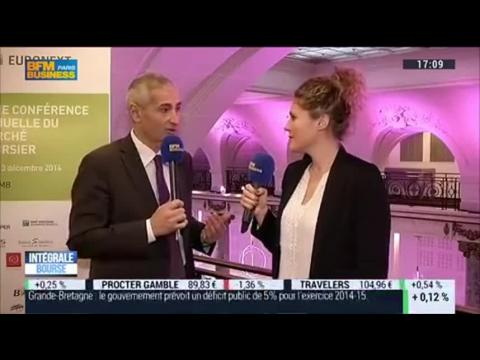 Rencontres financieres internationales paris europlace