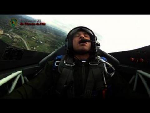 Philippe Candeloro fait un malaise lors d'un vol de la patrouille de France