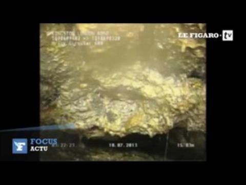 Londres : quinze tonnes de graisse récupérées dans les égouts