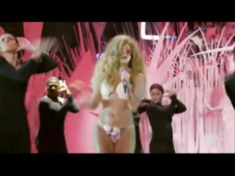 La prestation délirante de Lady Gaga pour son retour