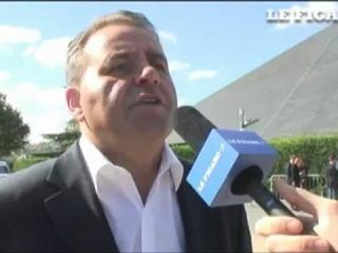 """""""Il est naturel qu'il y ait du débat à l'UMP"""""""
