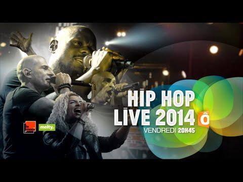 HIP HOP Live 2014 - Vendredi 19/12 20h40 - Bande Annonce
