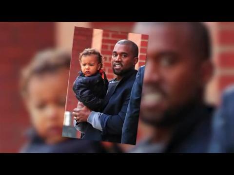 Kanye West aurait acheté un diadème et une voiture miniature pour North