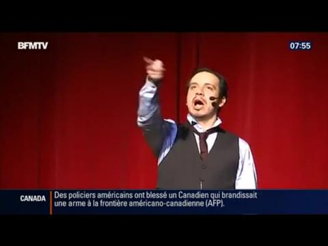 """Culture et vous: """"Exoconférence"""", le nouveau succès d'Alexandre Astier - 22/12"""