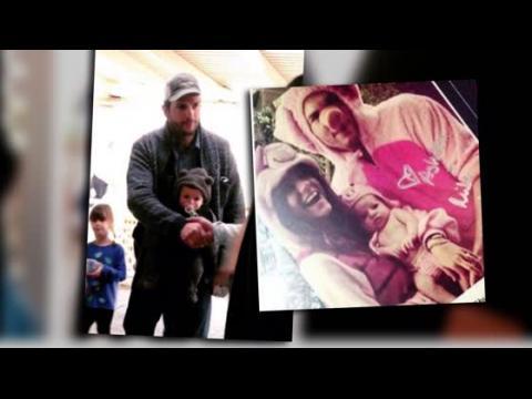 Les premières photos du bébé de Mila Kunis et Ashton Kutcher