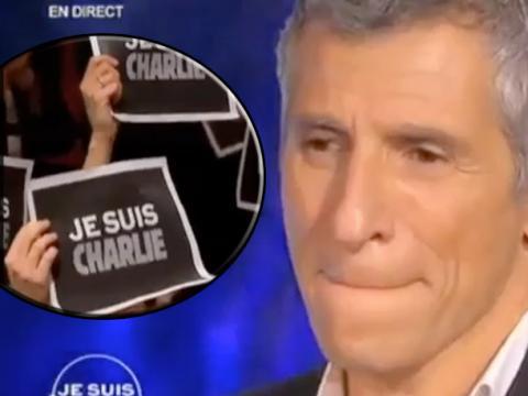 Public Zap : Les larmes de Nagui à la soirée Je suis Chalie sur France 2 !