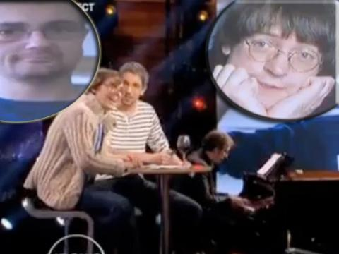 """Public Zap : """"Ce que Cabu et Charb pensent d'en haut"""" un sketch d'Alex Vizorek et Guillaume Meurice !"""