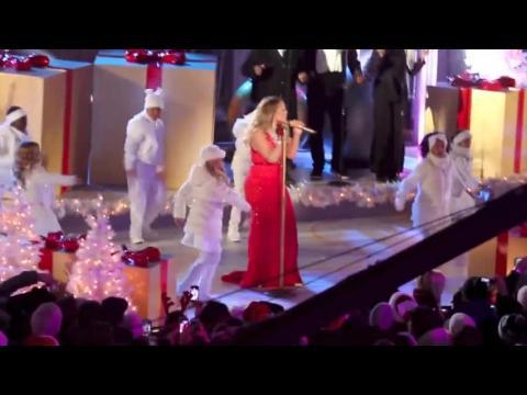 Mariah Carey nous plonge dans l'esprit des fêtes