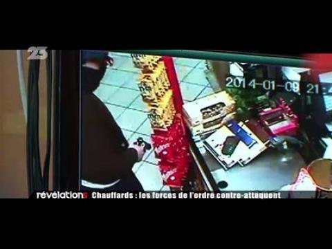 Révélations : Chauffards : Les forces de l'ordre contre-attaquent -  Replay