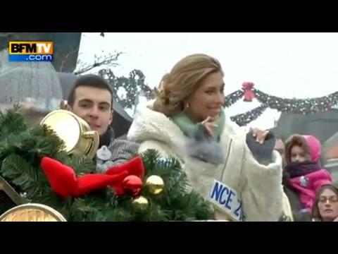 La première journée de Miss France 2015, Camille Cerf