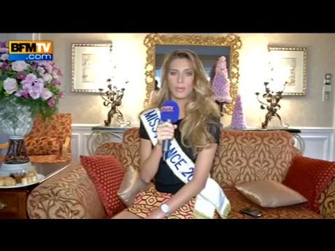 """Miss France 2015: """"cette élection ne changera rien à mes projets"""""""