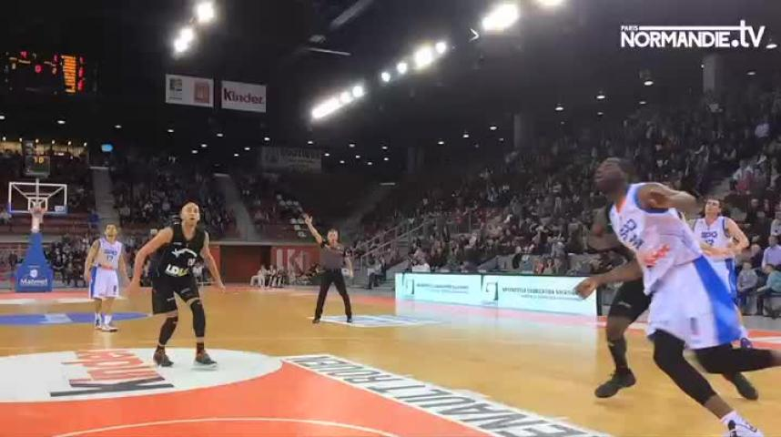 Le SPO Rouen prolonge en Pro A