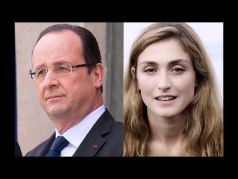 François Hollande et Julie Gayet : Pour vivre heureux, montrons le !