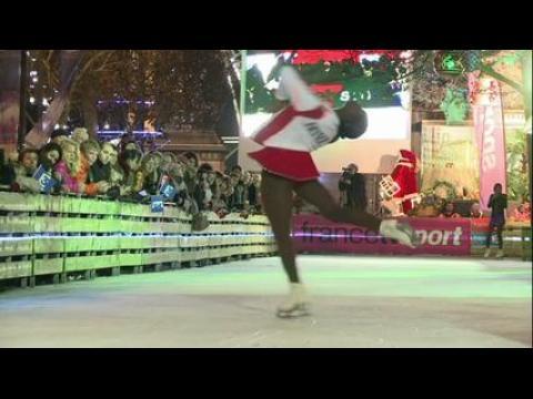 JO de Sotchi: le patinage artistique français déjà en piste