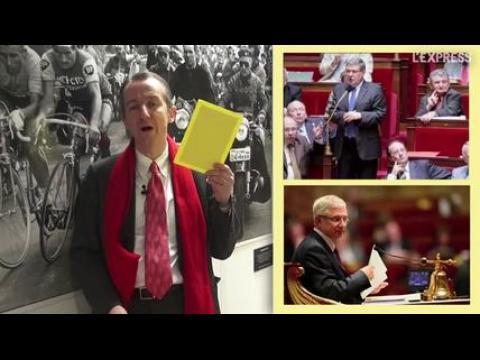 François Hollande remet en selle Nicolas Sarkozy - L'édito de Christophe Barbier