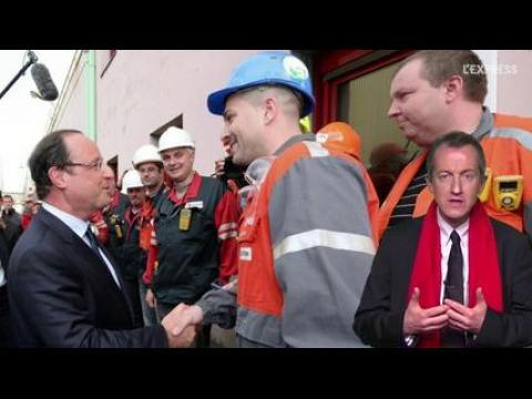Valls, Florange et Rohani, les 3 photos présidentielles commentées par Christophe Barbier