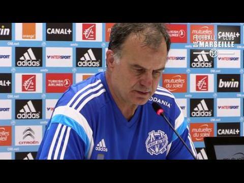OM - FCL: (3-5): La réaction de Marcelo Bielsa