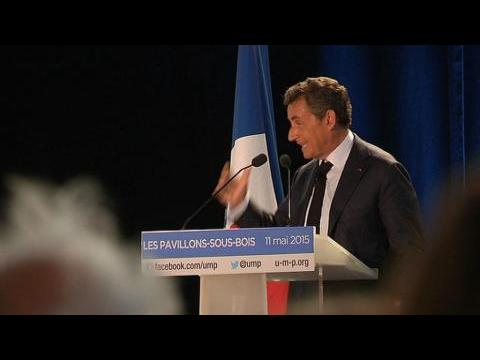 """Réforme du collège publiée au JO: le gouvernement a """"fait le choix du mépris"""", dénonce Sarkozy"""
