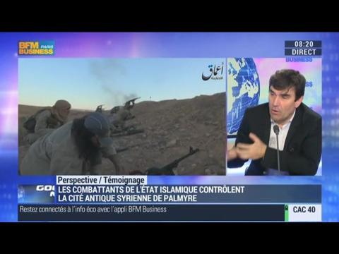 Comment l'Etat Islamique poursuit-t-il sa progression malgré les moyens militairesdéployés ?: Georges Malbrunot – 22/05