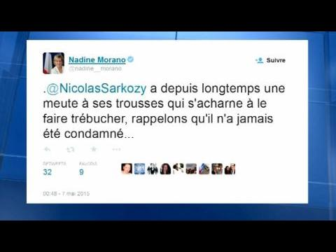 Affaires des écoutes: Nicolas Sarkozy est-il victime d'un acharnement?