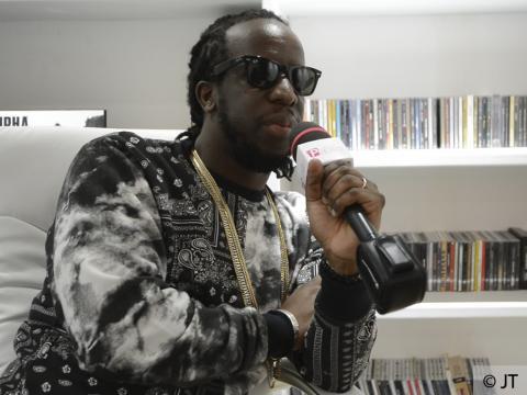 """Exclu Vidéo : Youssoupha : """"le rap n'est pas une sous-culture !"""""""