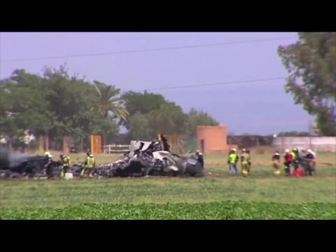Un airbus A 400 M s'écrase près de Séville... Smump8-L