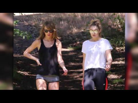 Gigi Hadid se balade avec Taylor Swift après sa rupture