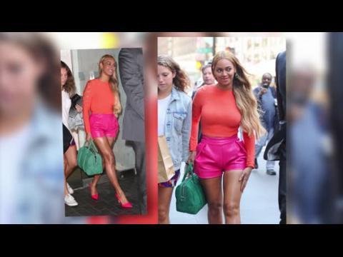 Beyoncé cause le chaos parmis les fans et les paparazzi