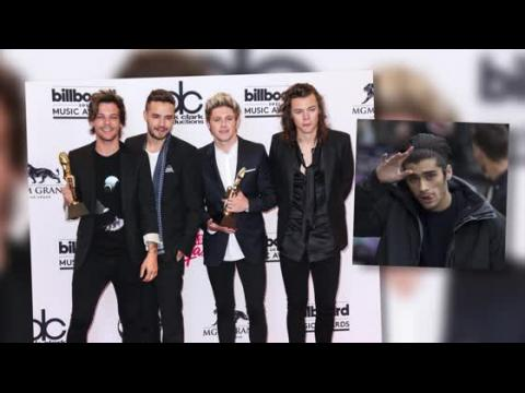 One Direction fait une dédicace spéciale à Zayn Malik aux Bilboard Music Awards