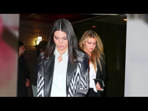 Gigi Hadid célèbre ses 20 ans avec Kendall Jenner
