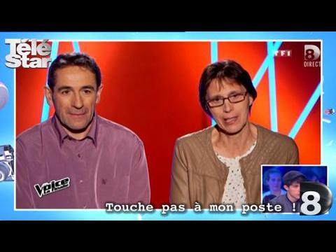 Touche pas à  mon poste : Lilian Renaud ému aux larmes, lundi 27 avril