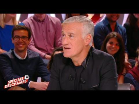 Didier Deschamps ne connaît pas Booba  - ZAPPING PEOPLE DU 29/04/2015
