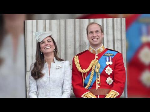 Le Duc et la Duchesse de Cambridge célèbrent 4 ans de mariage